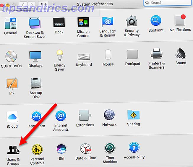 Puede cambiar de usuario en la pantalla de inicio de sesión, pero no puede dormir, reiniciar o apagar su Mac.  ¿Por qué no agregar estas características y más a su pantalla de inicio de sesión?