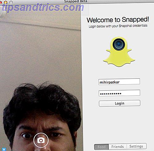 Bisher war das Senden und Empfangen von Nachrichten auf Snapchat auf Ihr iOS- oder Android-Gerät beschränkt, aber Snapped ändert das mit einer App für Mac OS X.