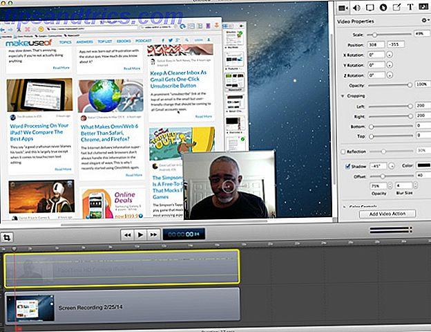 ScreenFlow: de beste applicatie voor het opnemen van screencasts op uw Mac