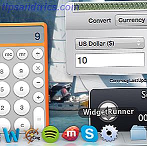 Relégué à un bureau séparé depuis Lion, les développeurs semblent avoir abandonné le Dashboard en faveur de la création d'applications pour l'iPhone.  Cela ne veut pas dire qu'il n'y a pas encore de widgets utiles.