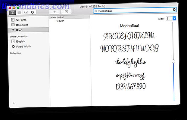 Ciertas fuentes en realidad tienen caracteres especiales incrustados dentro.  A continuación, le mostramos cómo puede acceder a esos caracteres especiales en una Mac.