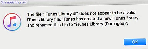 ¿Tu biblioteca de iTunes está dañada?  No se preocupe todavía, hay algunas maneras de solucionar el problema.