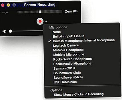 Desde el QuickTime de Apple hasta el ScreenFlow ampliamente utilizado, los grabadores de pantalla son útiles para fines de enseñanza y capacitación, para comunicar problemas informáticos y para realizar presentaciones.