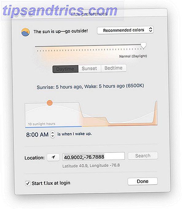 På en Mac trenger du fortsatt å stole på tredjepartsløsninger for å beskytte øynene dine om natten.  Heldigvis er det noen få gode alternativer tilgjengelig.