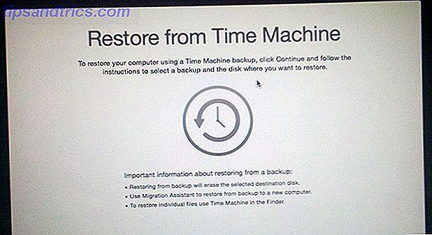 Es realmente fácil configurar Time Machine, el software de respaldo que viene con todas las Mac, pero ¿cómo recuperas tus archivos cuando las cosas van mal?