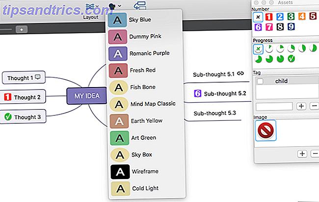 6 Kostenlose Mind Map Apps Für Mac Um Ihre Kreativen Säfte