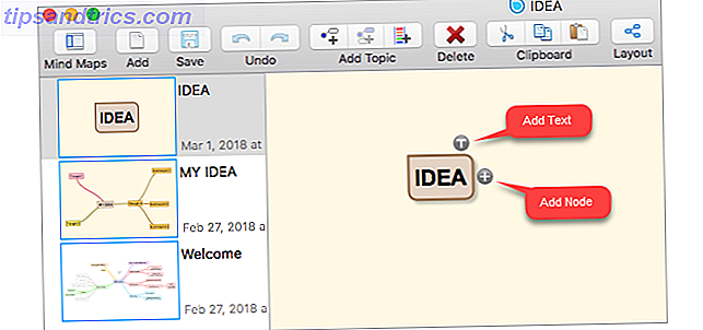 6 Free Mind Map Apps pour Mac pour obtenir vos jus Creative fluide