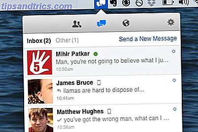 Chat fuera del navegador con Current, una aplicación de Facebook para Mac