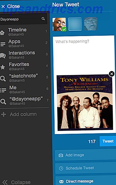 Nieuwe TweetDeck voor Mac bevat een betere tweeten en beeldweergave