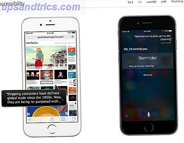 Formand for American Blind Foundation erklærer, at Apple har gjort mere for tilgængelighed end noget andet selskab til dato - og VoiceOver spillede en stor rolle i det.