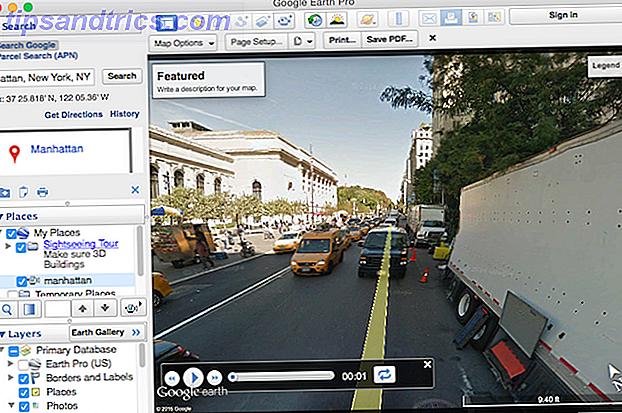 4 Dinge, die Sie nicht wissen, könnten Sie mit Google Earth Pro tun