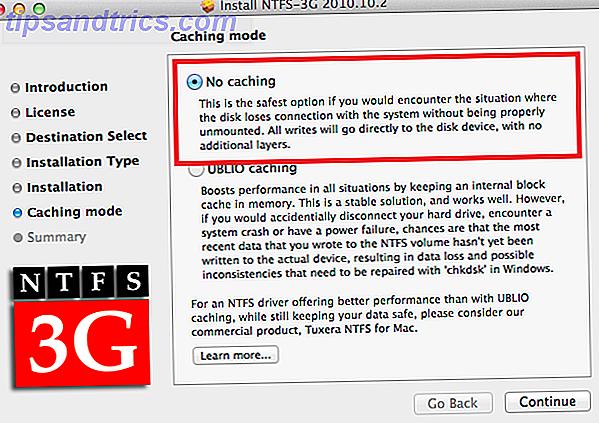 Escreva para o seu NTFS novamente no OS X El Capitan (de graça