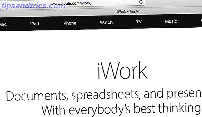 Comment fonctionne iWork: les bases des pages, des nombres et des notes d'ouverture