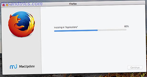 MacUpdate har gått med i den mörka sidan, buntad adware till gratis nedladdningar som Firefox.  Om du vill undvika detta helt, sluta ladda ner appar från MacUpdate.