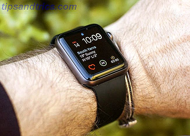 Apple Watch S2 tragen