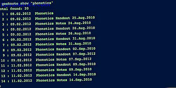 5 Interessanti client Evernote di terze parti per Linux e Mac