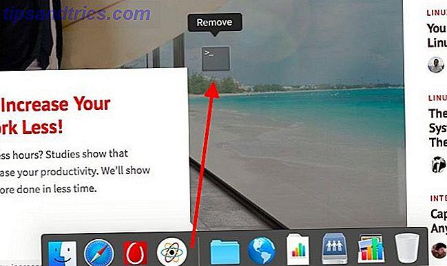 Por que ficar com a confusão de ícones que vem com o dock do seu Mac quando você pode trocá-los por um monte de atalhos super úteis?