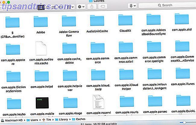 So löschen Sie die System- und Internetcaches auf einem Mac