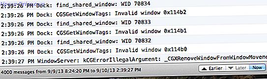 Vous soupçonnez quelqu'un d'avoir utilisé votre Mac quand vous n'êtes pas là, même si vous leur avez dit de ne pas le faire?  Découvrez, sans avoir besoin de logiciels spéciaux.
