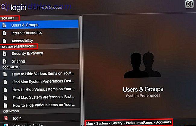 Het helpt een go-to-workflow te hebben voor toegang tot uw Mac-systeeminstellingen.  Zo kun je elke keer naar het juiste voorkeurenpaneel springen.