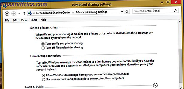 Cross-Plattform File Sharing klingt kompliziert, aber es muss nicht sein.  Hier erfahren Sie, wie Sie einen PC und einen Mac dazu bringen, Dateien gemeinsam zu nutzen.