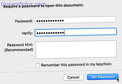 Puede cifrar toda su unidad Mac con FileVault, pero hay opciones más simples cuando se trata de proteger con contraseña archivos y carpetas individuales.