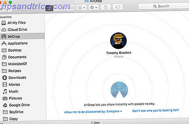 Sie können Dateien in E-Mail-Nachrichten ziehen, wenn Sie etwas teilen möchten?  Es könnte einen besseren Weg geben.