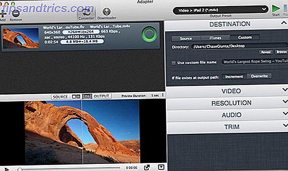 Adaptateur par Macroplant: facilement convertir des fichiers audio, vidéo et image
