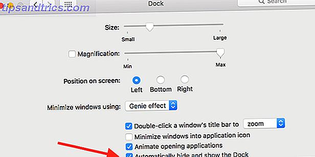 Das Verstecken der Dock- und Menüleiste in OS X ist einfacher als Sie denken.  Hier ist, wie es geht.