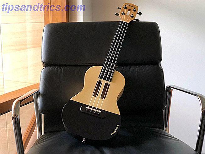 Populele Review: leer de ukulele spelen in 15 minuten