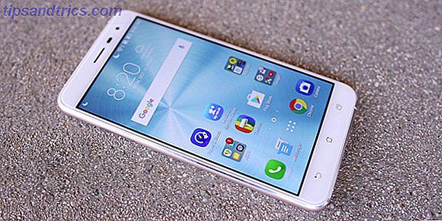 Asus ZenFone 3 rivaler lignende telefoner som OnePlus og ZTE Axon 7, der tilbyder avancerede specs til flere hundrede dollars billigere end andre flagskibsenheder.