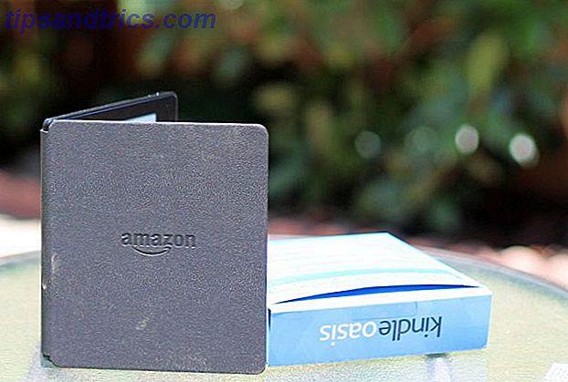 Amazon Kindle Oasis critique
