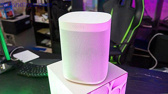 Sonos e Alexa, in un unico dispositivo.  Grazie alla qualità del suono superiore, è ancora il miglior dispositivo Echo - e con il supporto di Google Assistant promesso a breve, è l'unico diffusore a dominarli tutti.