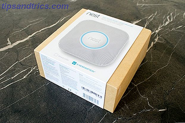 Nest Protect Review og Giveaway