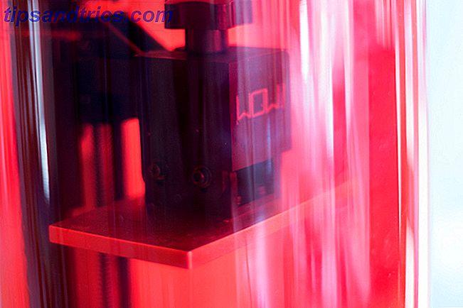 SparkMaker Review: een revolutionaire 3D-printer voor $ 300 -hars ... maar het werkt niet echt