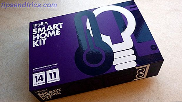 littleBits Smart Home Kit Review og Giveaway