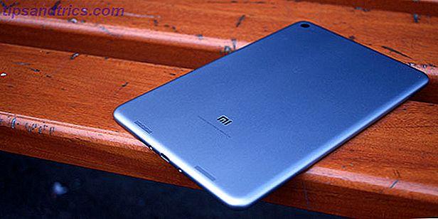 El Xiaomi Mi Pad 2 es una clara estafa de iPad mini, pero esta tableta económica podría valer la pena.