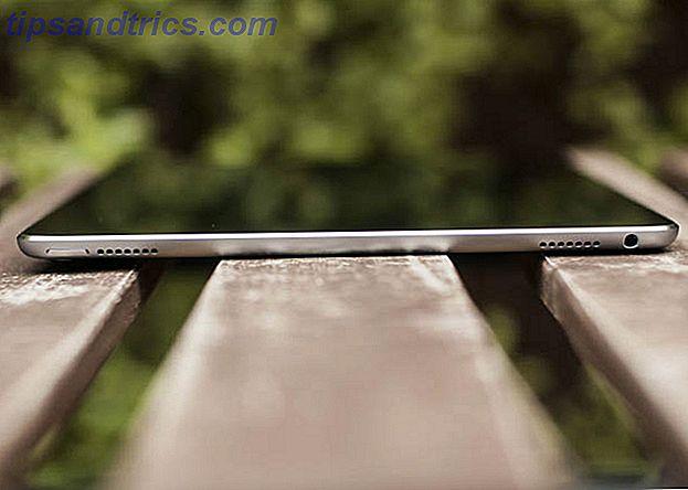 "Choses puissantes, petits paquets: iPad Pro 9.7 ""Review"