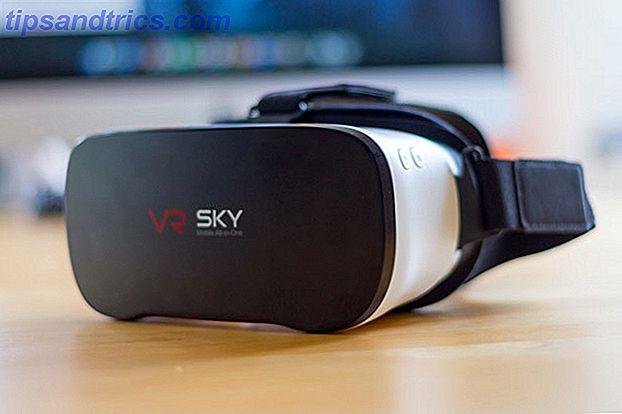 VR SKY CX v3 tout-en-un Android VR casque examen