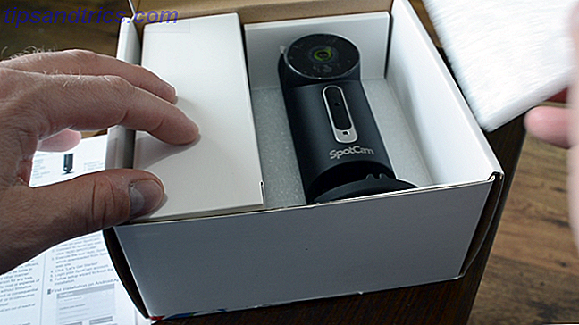 SpotCam Sense Pro Review (og Giveaway)