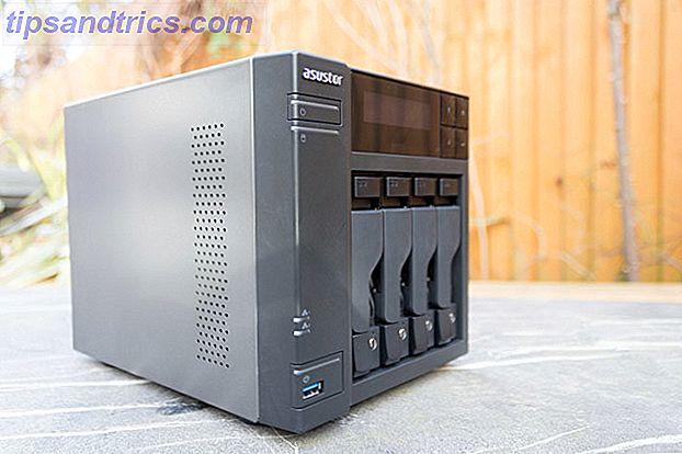 ASUSTOR AS7004T NAS og Media Center Review og Giveaway