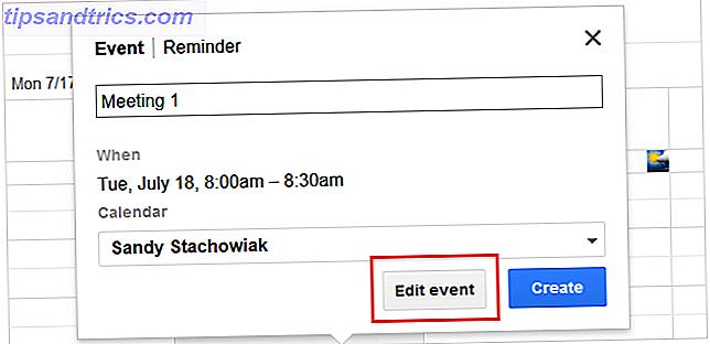 ¿Utiliza regularmente su calendario de Google o Outlook para administrar eventos e invitar a personas?  Crea una plantilla para configurar tu próxima reunión en un tiempo récord.