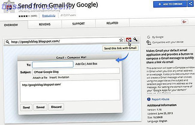 Comparado con Microsoft Outlook, a Gmail le faltan funciones y el aspecto familiar de Office.  Le mostraremos cómo agregar la funcionalidad de Outlook a Gmail en Chrome.