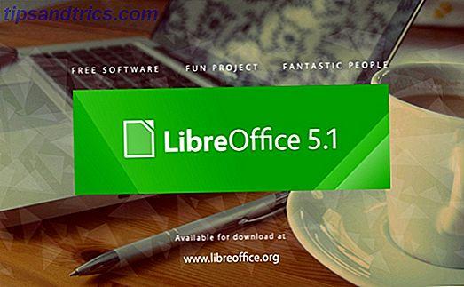 LibreOffice ist der König der freien Office-Suiten.  Es ist unwahrscheinlich, Microsoft Office in einer Geschäftsumgebung zu ersetzen, aber es ist eine ausgezeichnete Alternative für gelegentliche Benutzer.  Was ist neu in LibreOffice 5.1?
