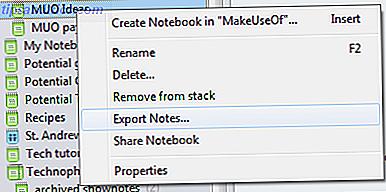 3 τρόποι για την αντιγραφή Evernote (και χρειάζεστε;)