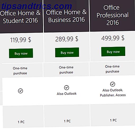 Tout le monde sait ce qu'est Microsoft Office, n'est-ce pas?  Word, Excel, PowerPoint, Outlook, OneNote - simple.  Qu'en est-il d'Office Online, d'Office Mobile, d'Office 2016 et d'Office 365?  La suite Office est devenue complexe.  Nous allons le démêler pour vous.
