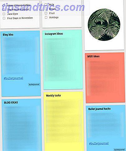 O Google Keep é uma excelente alternativa para o Evernote e