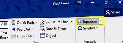 Moet u een wiskundevergelijking in een Microsoft Word-document plaatsen?  Zo kunt u ervoor zorgen dat het er elke keer weer perfect uitziet.