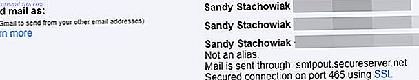 Gmail offre une fonctionnalité formidable pour la création de signatures d'e-mails personnalisées et vous pouvez l'utiliser pour tous vos comptes de messagerie.  Nous vous montrons comment le configurer.