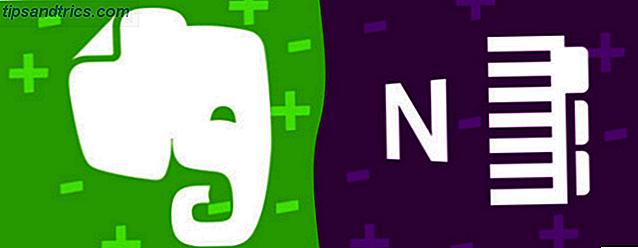 5 raisons pour lesquelles Evernote est toujours mieux que OneNote